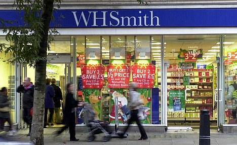 WHSmith KEN HIGH STREET